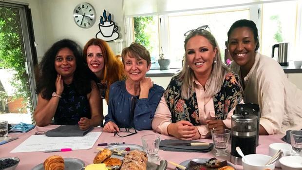 El grupo de madres que protagonizan el programa «Mums Make Porn»