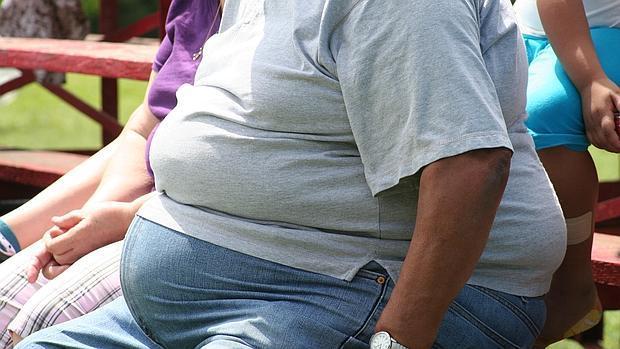 Los hombres obesos podrian estar transmitien do la obesidad a su descendencia