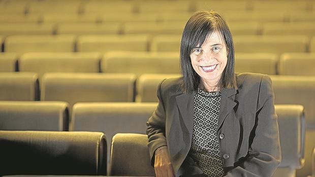 Mara Dierssen en el fundación Ramón Areces