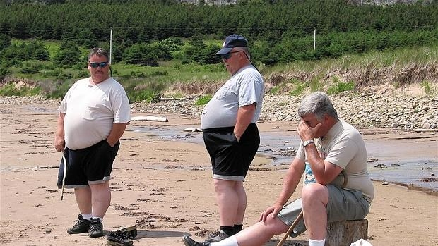 La obesidad no es buena para la salud
