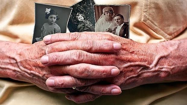 Paciente con alzhéimer