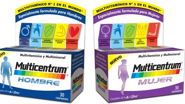 Complejo vitaminico centrum engorda
