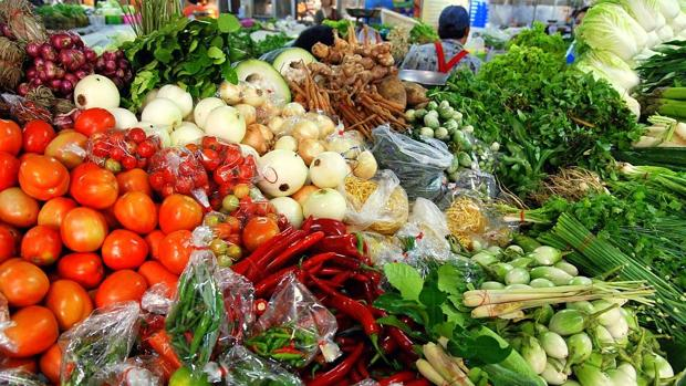 Las proteínas, mejor vegetales