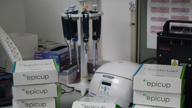 El test Epicup ha sido desarrollado por Idibell y laboratorios Ferrer