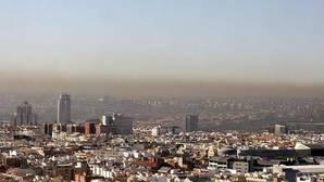 La contaminación también daña los vasos sanguíneos de las personas jóvenes y sanas