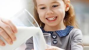 Los niños que toman leche entera son más delgados y tienen mayores niveles de vitamina D