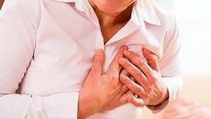 Algunos pacientes sufren insuficiencia cardiaca como consecuencia de un infarto