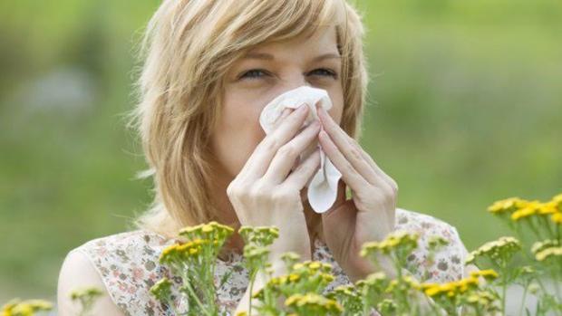 la alergia puede causar fiebre