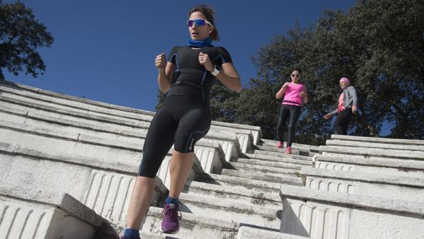 Échale deporte a la menopausia