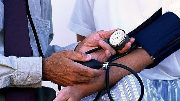 La hipertensión arterial es la primera causa de mortalidad global