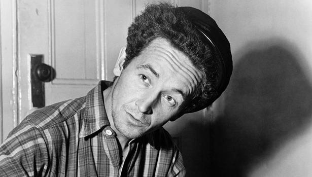 El cantante Woody Guthrie falleció a consecuencia de huntington