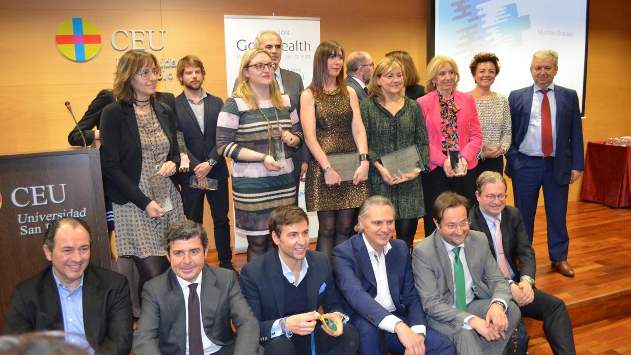 Los 'Go Health Awards' premian proyectos de salud transversales