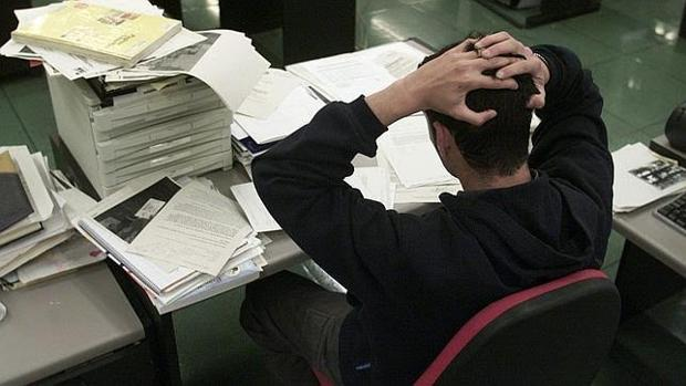 El estrés laboral compromete la salud de nuestro corazón