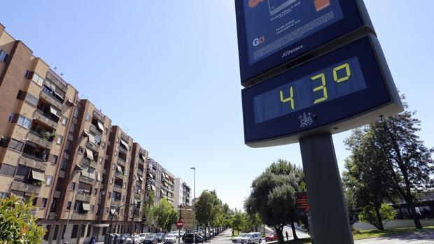 Los veranos son cada vez más calurosos