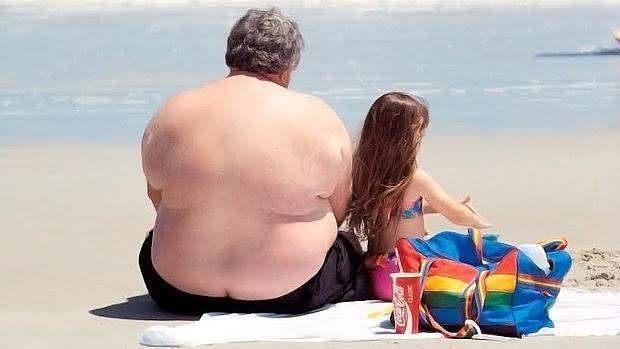 De los padres, la grasa mala