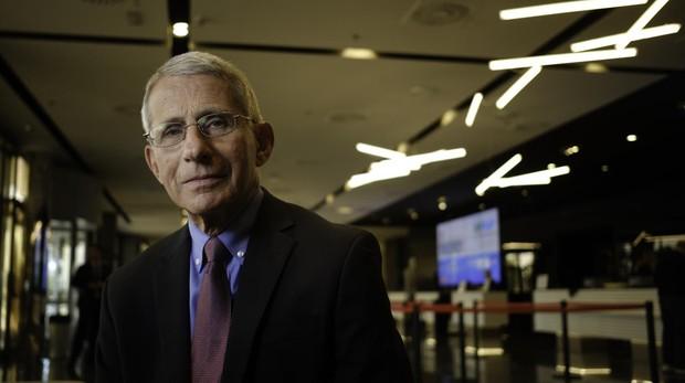 Anthony Fauci, director del Instituto Nacional de Alergias y Enfermedades Infecciosas (Niaid)