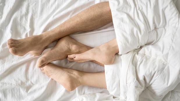 La paciente presentó la reacción alérgica tras practicar sexo oral con su pareja