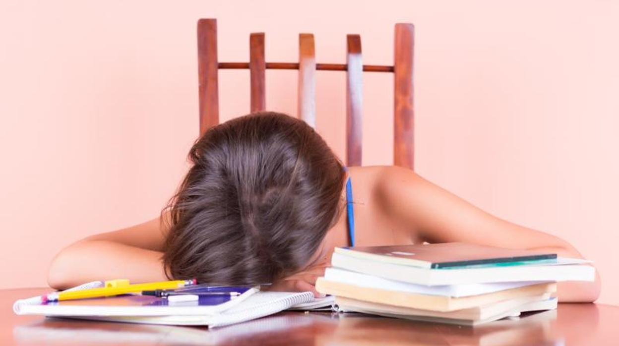 Narcolepsia, un trastorno del sueño crónico.