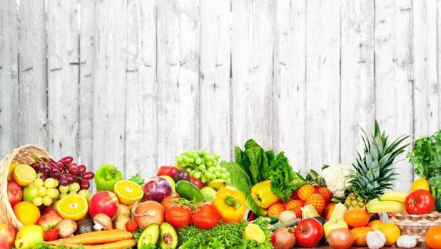 Las frutas y verduras son la base la dieta Dash