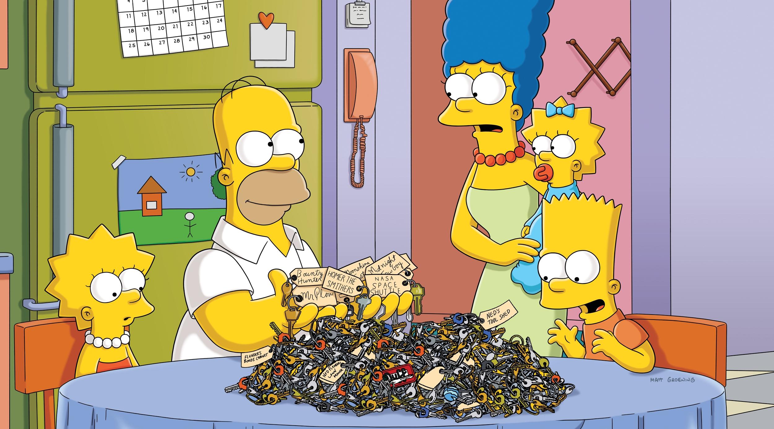 Los Simpson Serie Play Series