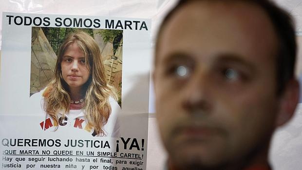 Una nueva brigada policial de Madrid asume el caso de Marta del Castillo