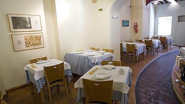 Porta Rossa, finalista de los Premios Gurmé en la categoría de cocina internacional