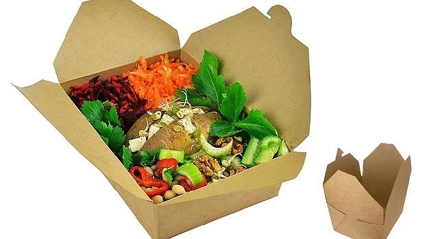 Pol mica los alimentos envasados en cart n presentan graves riesgos para la salud - Recipientes para alimentos ...
