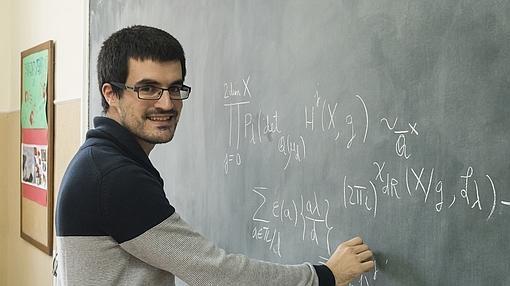 Javier Fresán, investigador en el Zúrich Hochschule (ETH), en Suiza