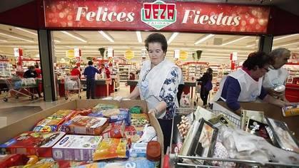 España bate récord de solidaridad al donar 22 millones de kilos de comida