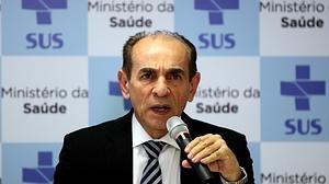 El ministro brasileño de Salud, Marcelo Castro