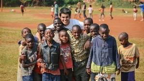 Gaspar González está con el proyecto de fin de carrera de Arquitectura Superior. En verano acude a Burundi a ayudar a construir escuelas