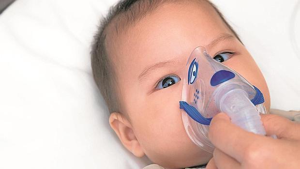 GEOINGENIERIA PACTO DE SILENCIO- UNA EPIDEMIA DE BRONQUIOLITIS MAS AGRESIVA Bebe-virus-respiratorio--620x349