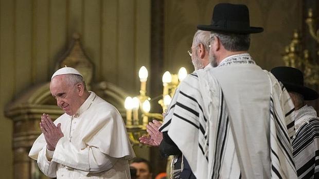 Matrimonio Catolico Y Judio : El papa en la sinagoga de roma «judíos y cristianos deben