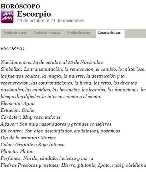 Image gallery oroscopo segun el mes - Mejor signo del zodiaco ...