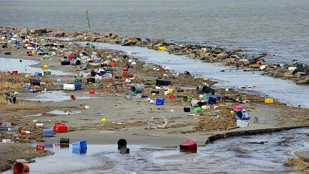 Resultado de imagen para oceano contaminado