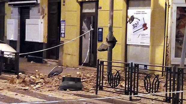 Un terremoto de magnitud 6 3 en el mar de albor n sacude for Oficina correos melilla