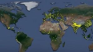 ¿Cómo ha evolucionado la población a lo largo de la Historia?