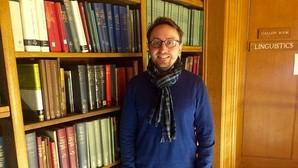 Javier Muñoz-Basols, en la Universidad de Oxford, donde coordina el programa de lengua de la Facultad de Lenguas Medievales y Modernas