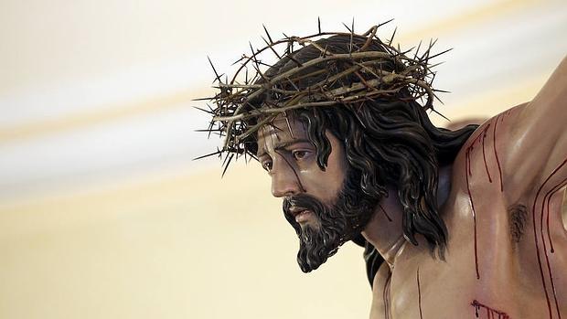 Una imagen de Cristo