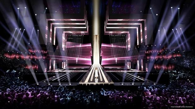Así será el escenario de Eurovisión 2016