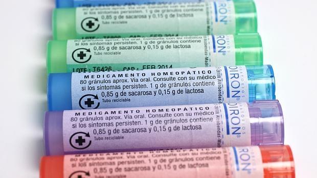 Productos homeopátcos de la multinacional Boiron