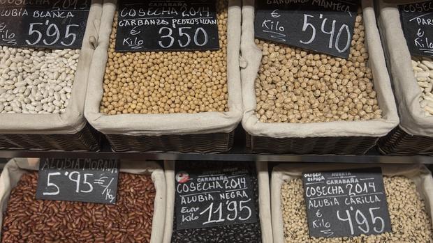 Cada español solo consume 3,14 kilos de legumbres cada año