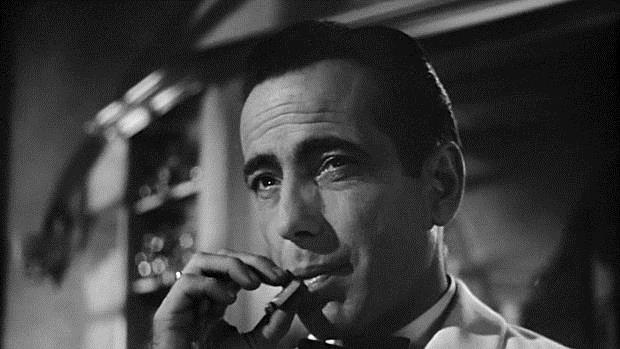 El tabaco, también presente en el cine más clásico