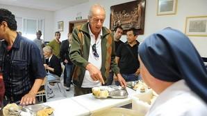 Comedor social de las Hijas de la Caridad en Sevilla