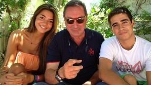 Carlos Herrera: «El juicio de ser padre no depende del número de personas que te conozcan»