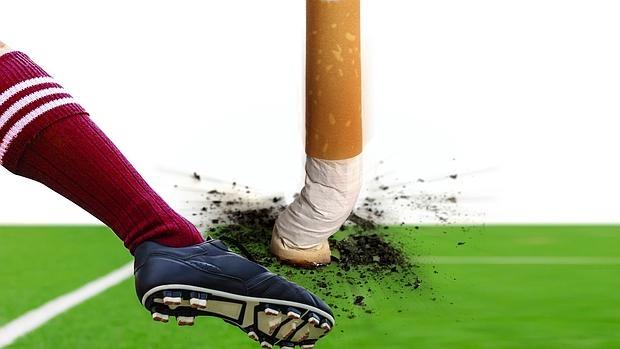 El País Vasco acaba de prohibir fumar en los estadios de fútbol