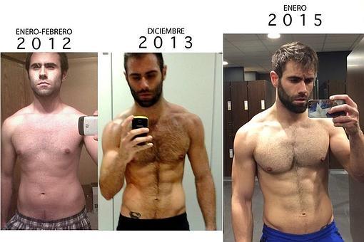 Así fue la evolución de Francesc