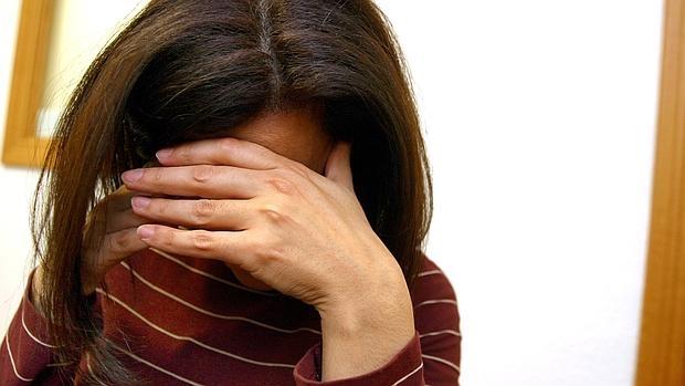 Una mujer de Toledo que sufre (y ha sido diagnosticada) actualmente depresión