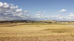 Localidad de Villar de Cañas, en Cuenca, donde se planea ubicar un almacén de residuos nucleares