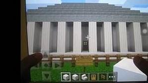 Partenon Minecraft